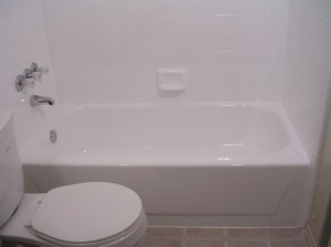 Bathtub Reglazing Garland TX